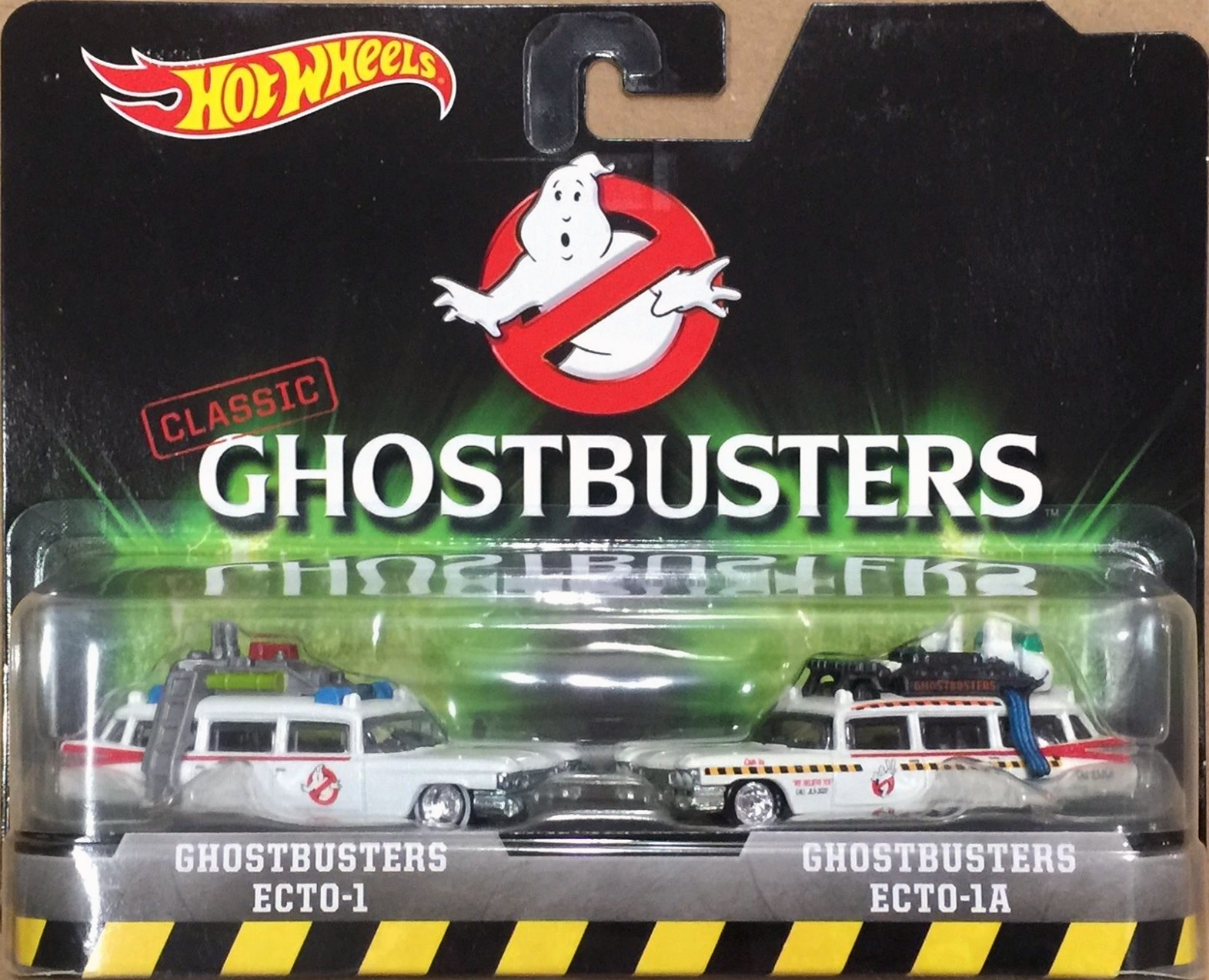 Hot Wheels: Ecto-1 And Ecto-1A 2-Pack