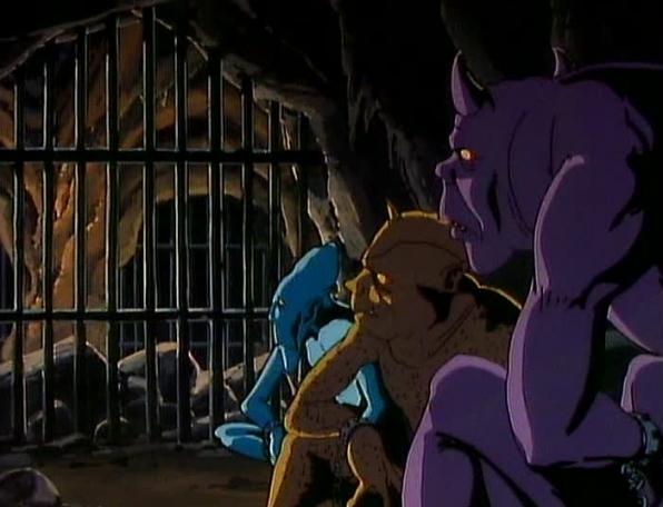 Imprisoned Demons