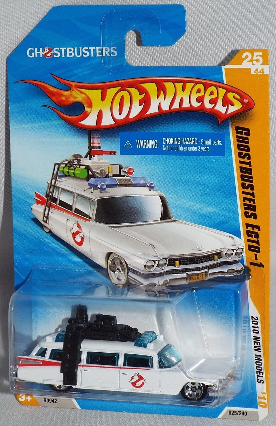 Hot Wheels Ecto-1