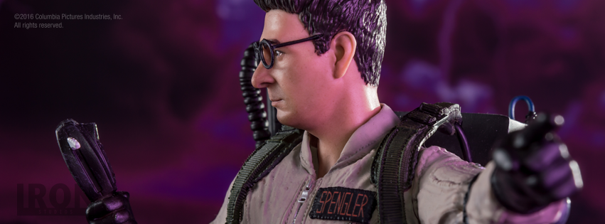 Iron Studios: Egon Spengler 1/10 Art Scale