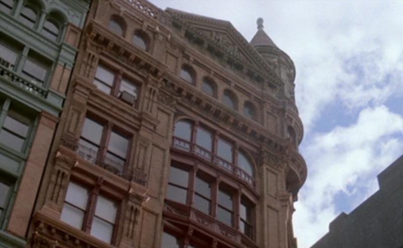 Peter's apartment
