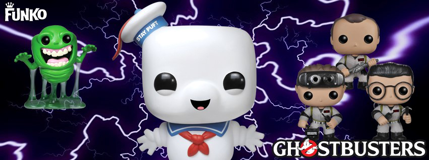 Funko: Ghostbusters Pop! Vinyl Figure Series