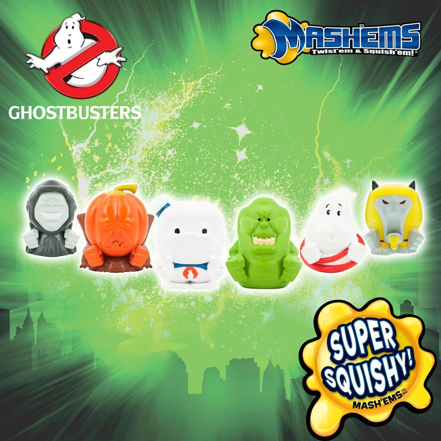 Tech 4 Kids Ghostbusters Toy Line