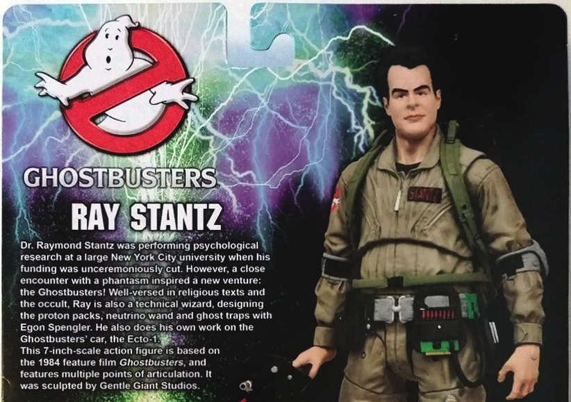 Diamond Select Ghostbusters Toy Line