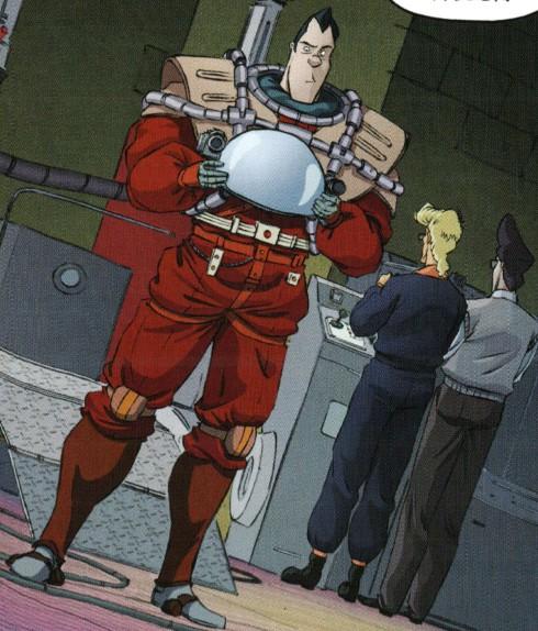 Ecto-Suit