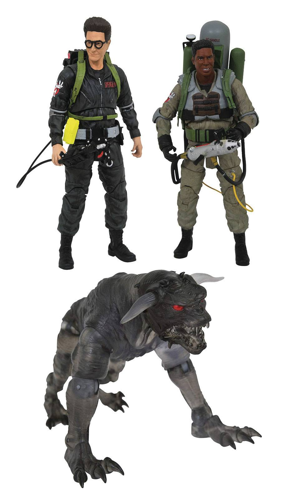 Diamond Select Ghostbusters II: Janosz Poha Action Figure