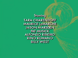 Extreme Ghostbusters Credits