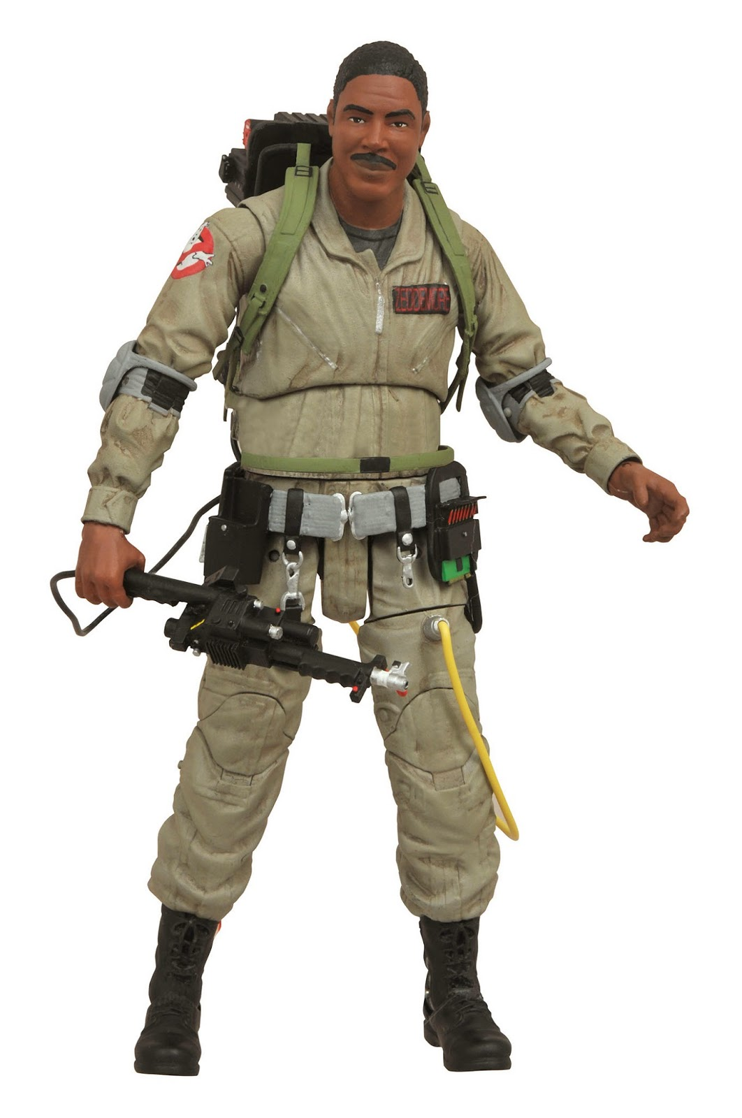 Diamond Select Ghostbusters: Winston Zeddemore Action Figure