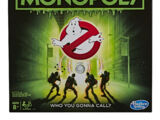 Monopoly: Ghostbusters Edition (Hasbro Gaming)