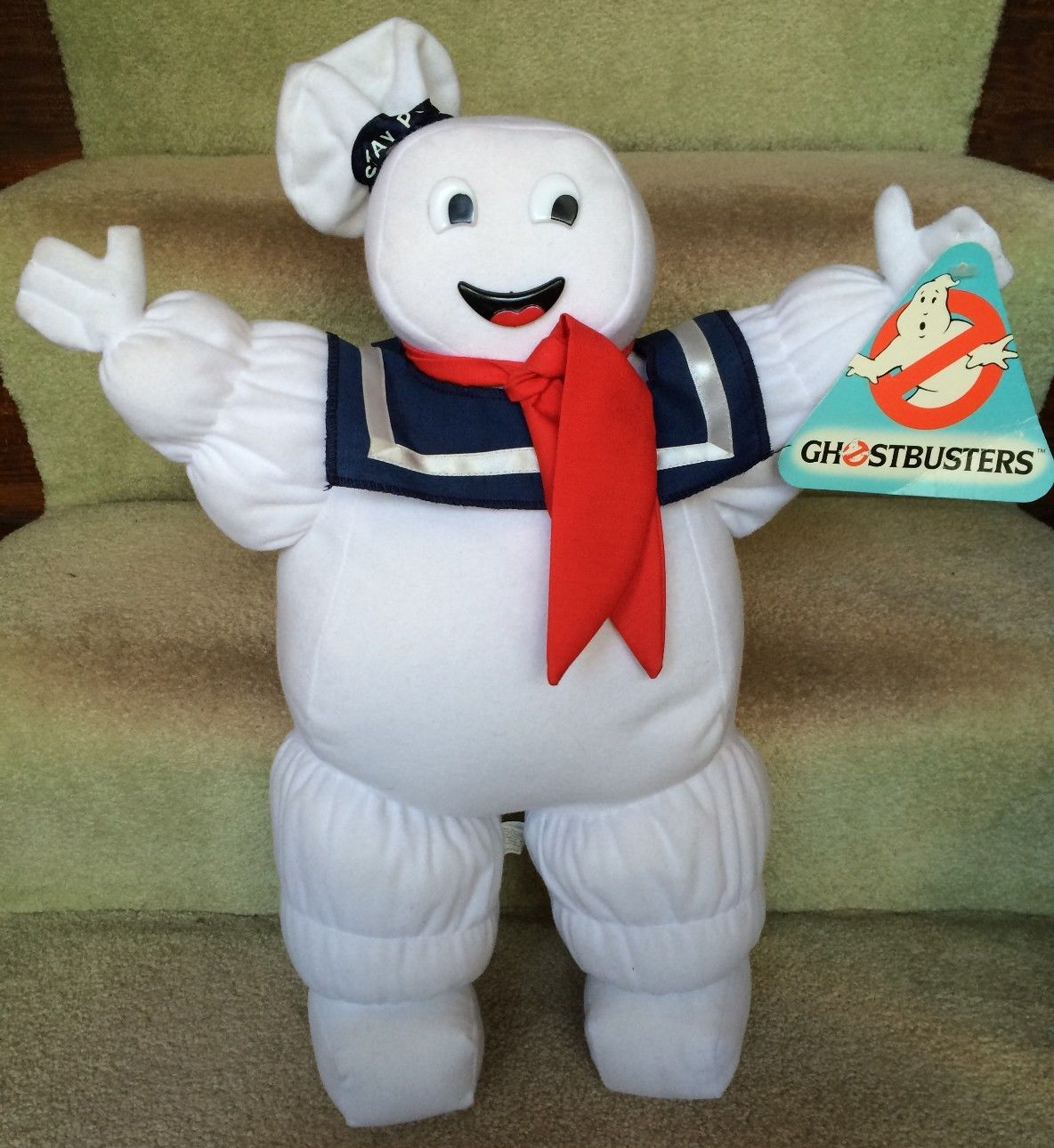 Stay Puft Man by Galoob
