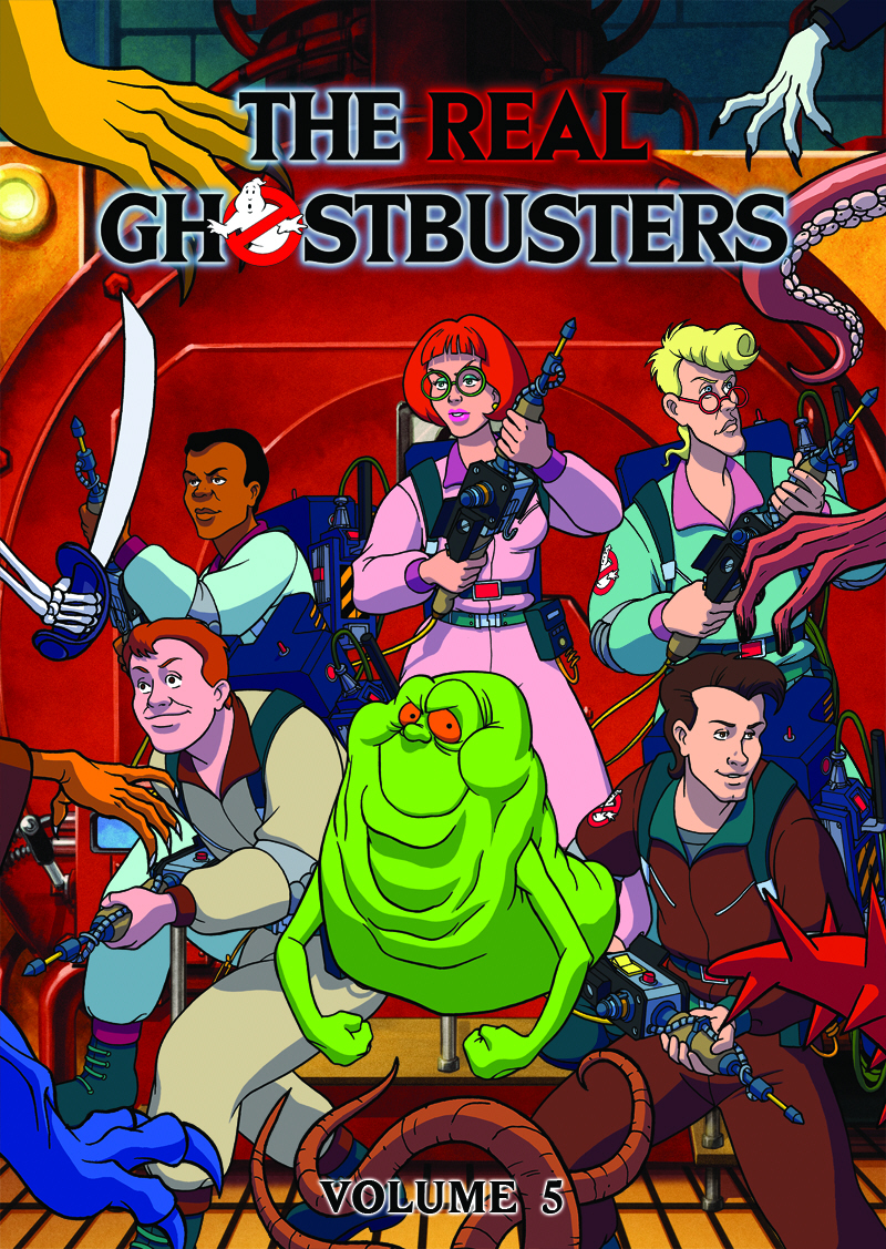 The Real Ghostbusters Box Set Volume 5