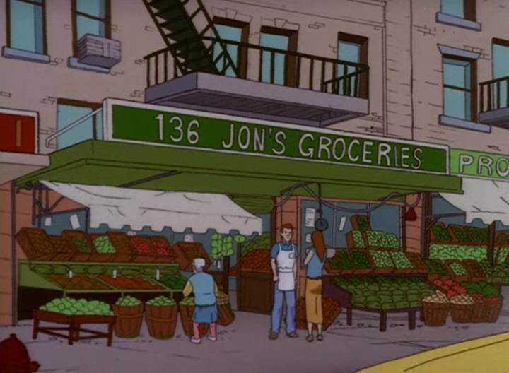 Jon's Groceries