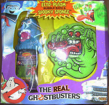The Real Ghostbusters Hygiene Products By Grosvenor