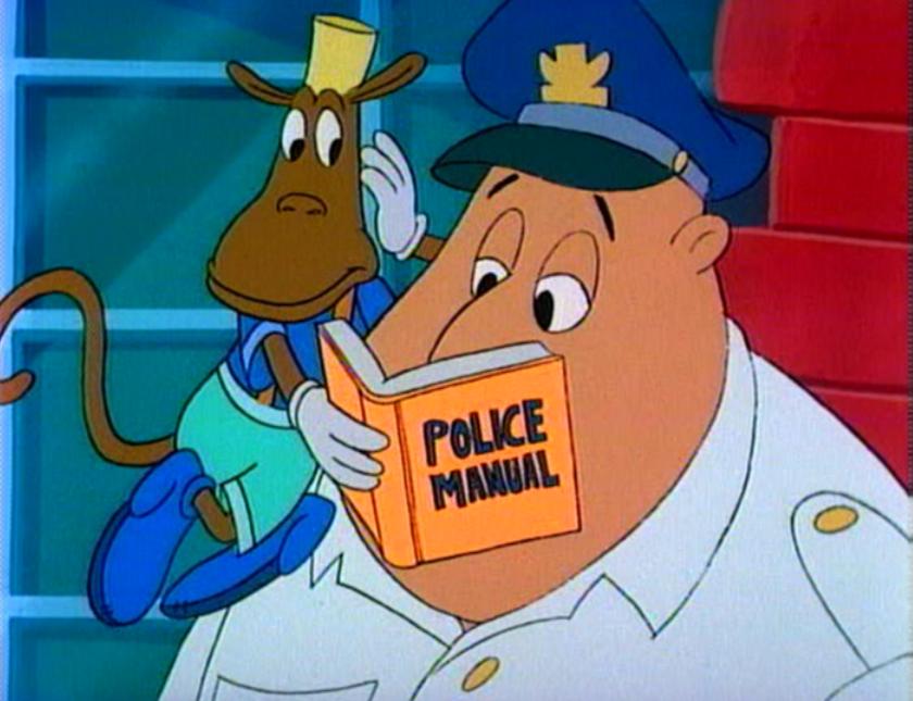 Police Manual