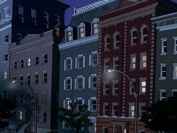 Kylie's Apartment