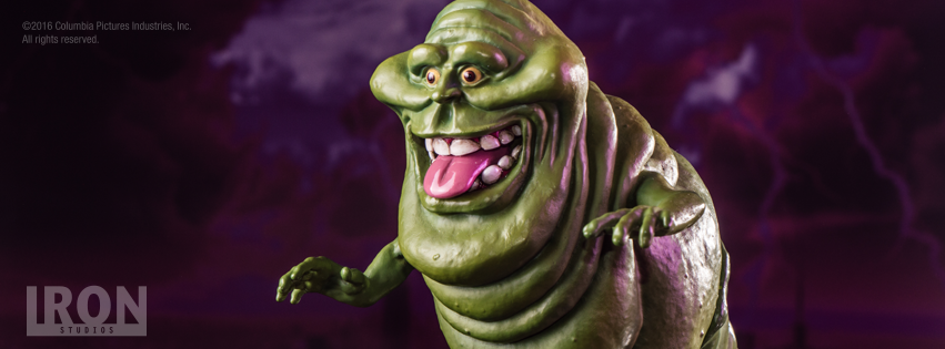 Iron Studios: Slimer 1/10 Art Scale