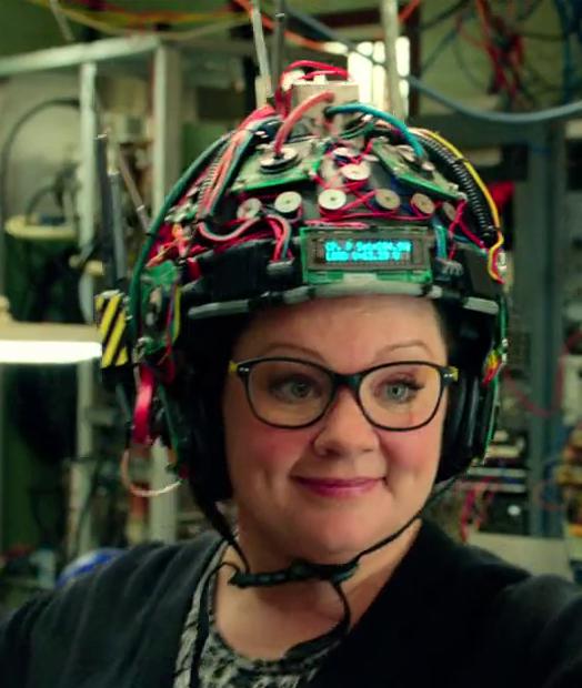 Antenna-like Helmet