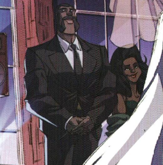 Mr. & Mrs. Zeddemore