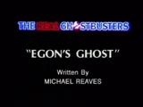 Egon's Ghost