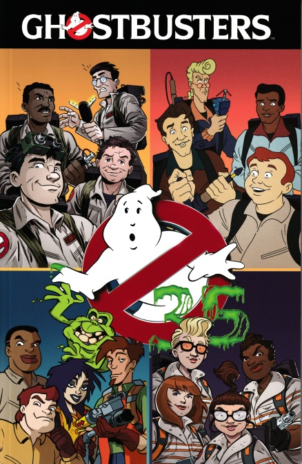 IDW Publishing Comics- Ghostbusters 35th Anniversary Collection TPB