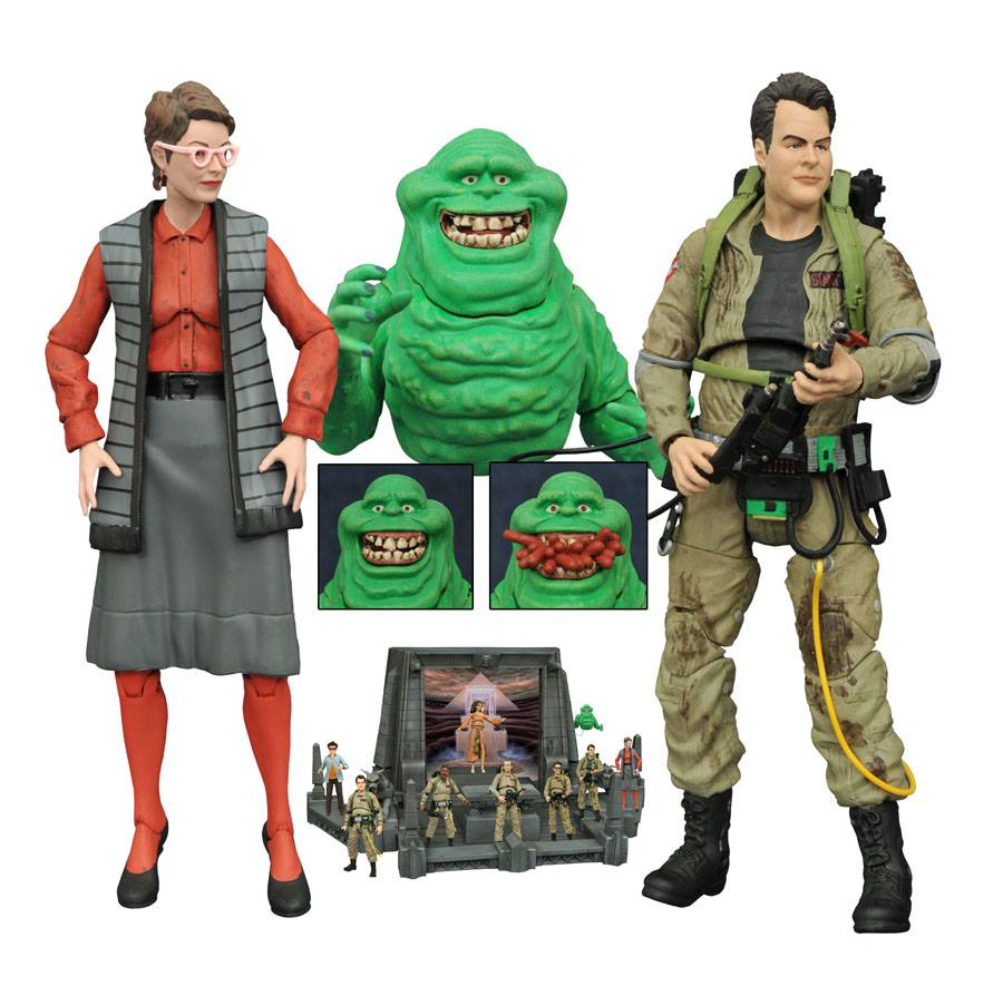 Diamond Select Ghostbusters: Quittin' Time Ray Action Figure