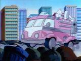 Dweeb's Van