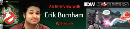 Interview with Erik Burnham