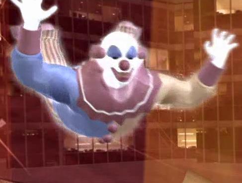 Clown Ghost (2016)