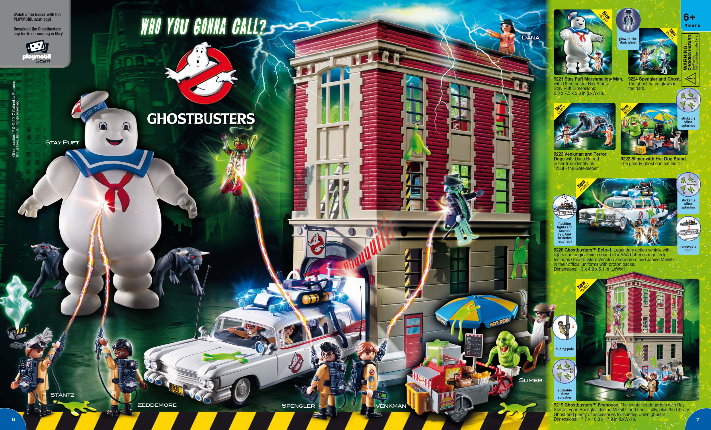 Playmobil: Ghostbusters Ecto-1