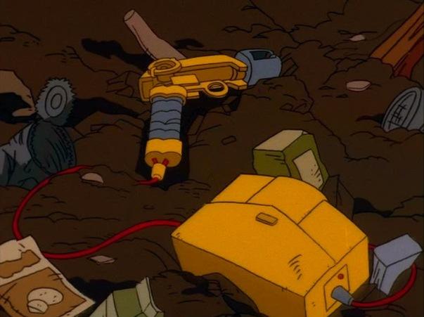 Proton Pistol/Animated