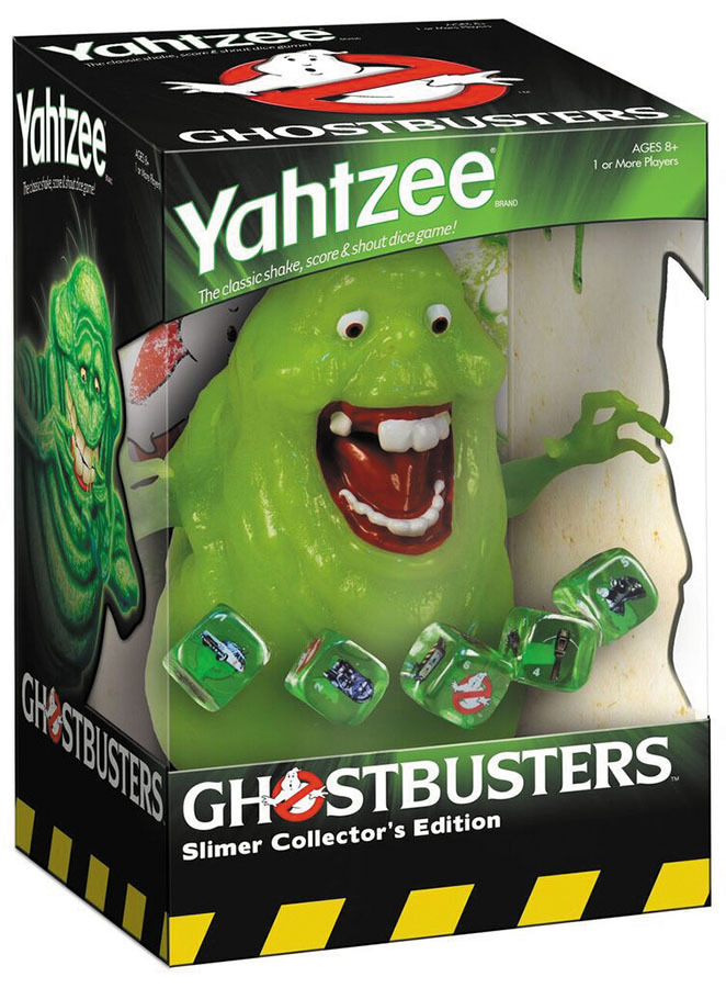 USAopoly produced Ghostbusters Merchandise line