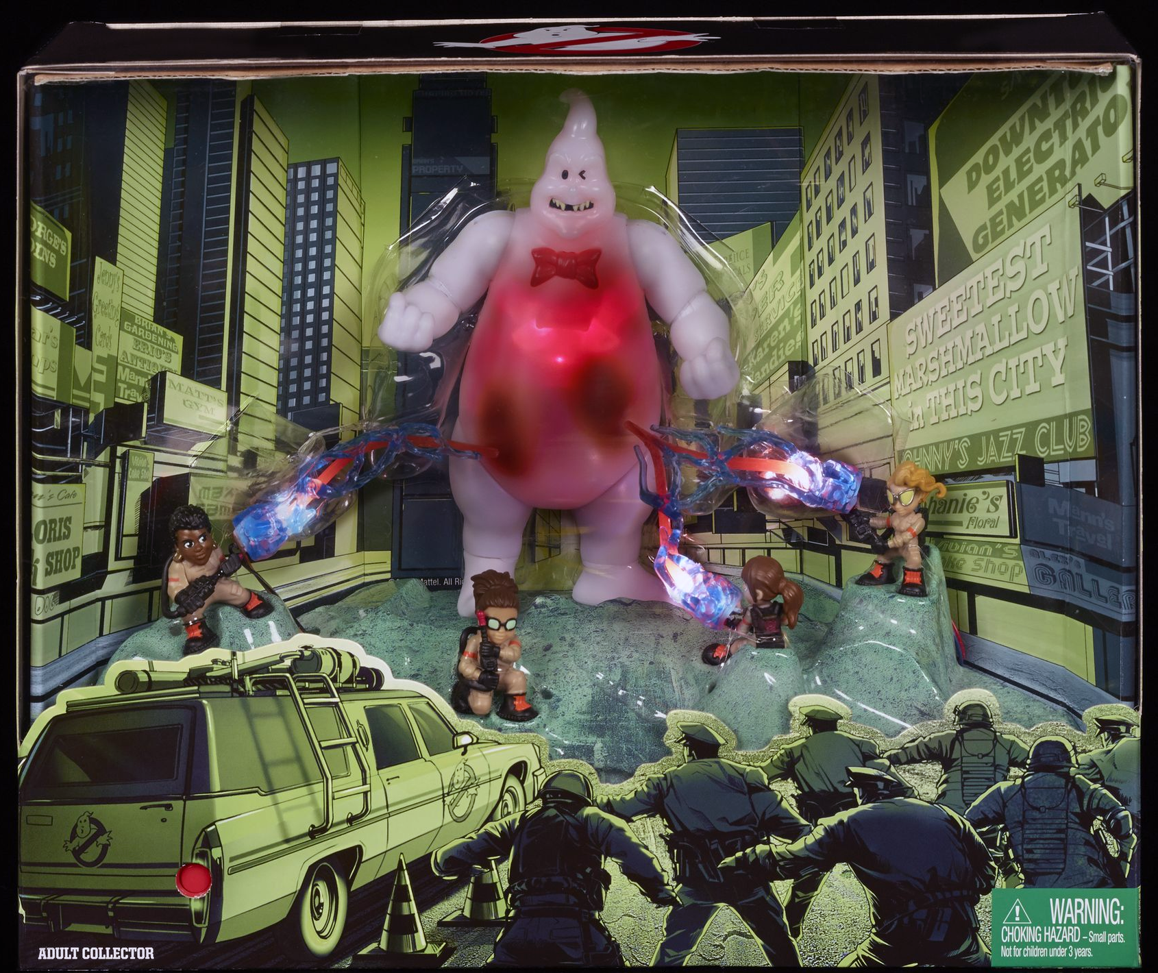 Mattel: Ghostbusters Light And Sound Pack