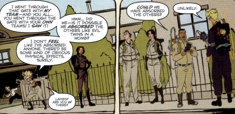 Comic Strip Dimension