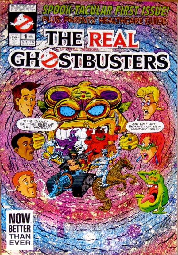 NOW Comics Vol. 2-1