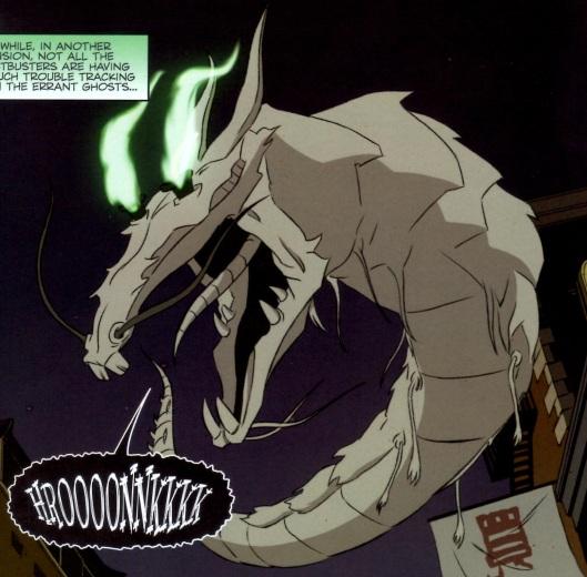 Bone Dragon (IDW)