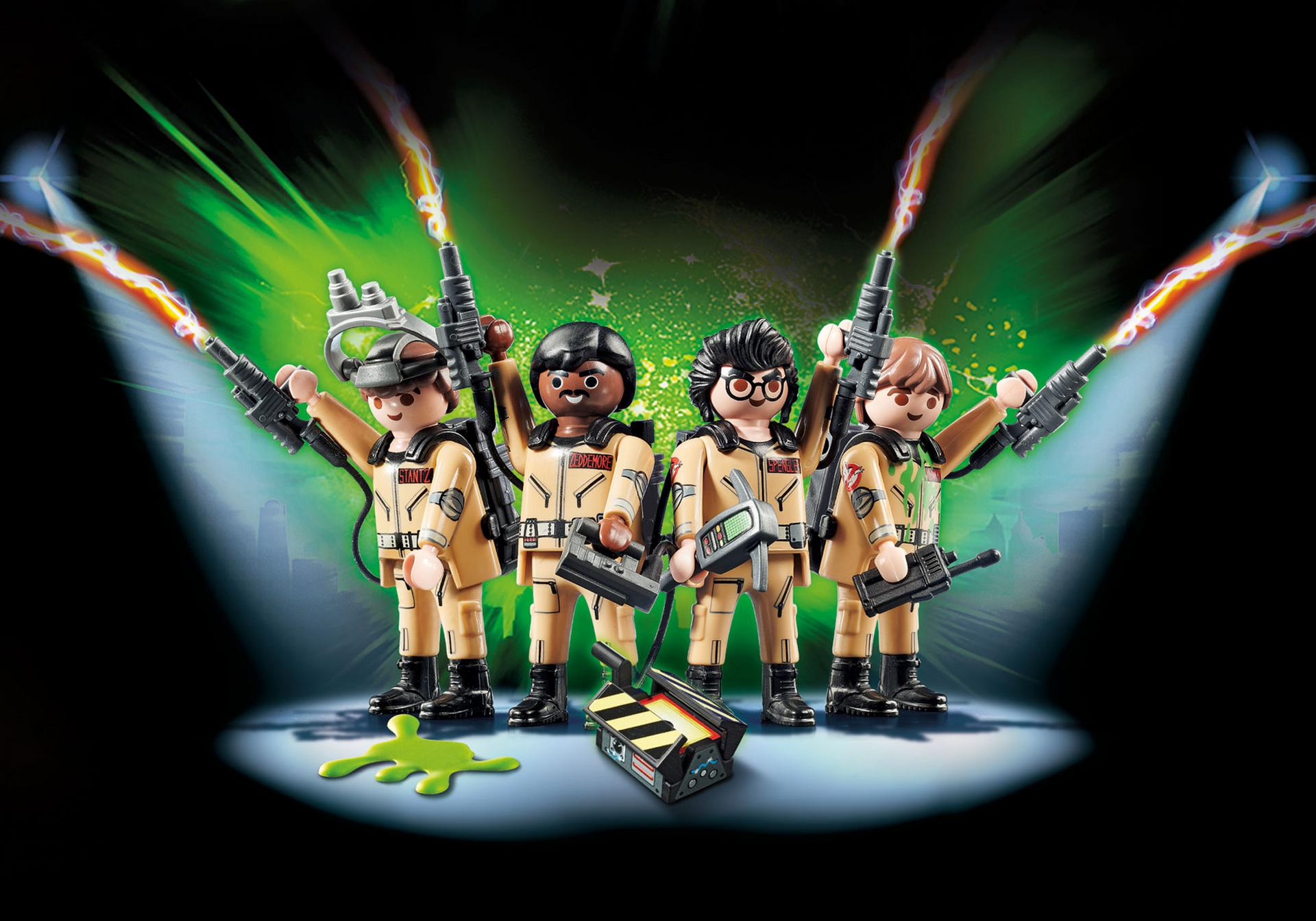 Playmobil: Ghostbusters Collector's Set Ghostbusters