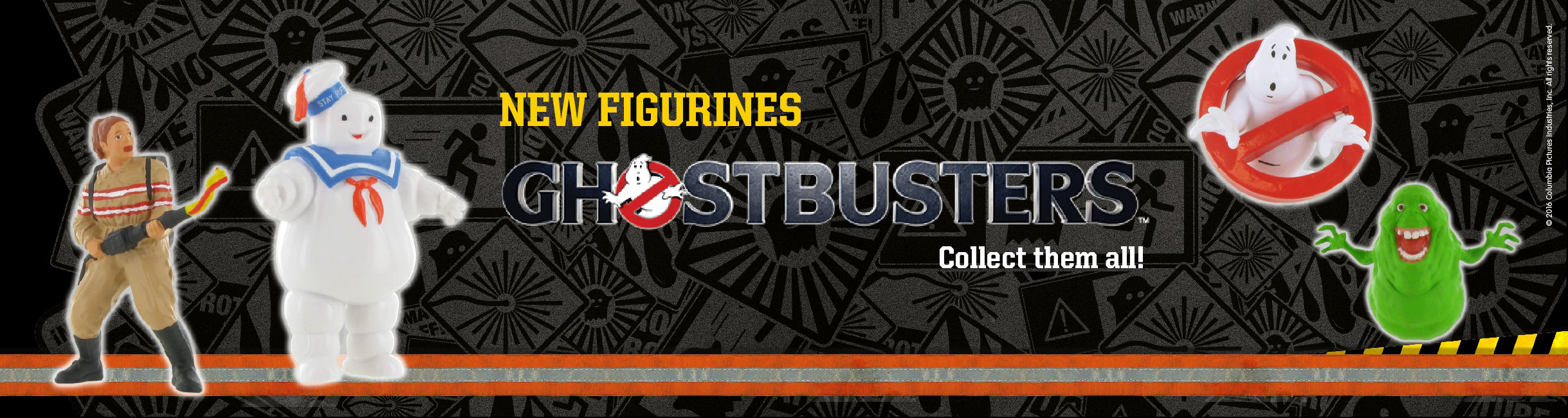Comansi Ghostbusters (2016 Movie) Toy Line