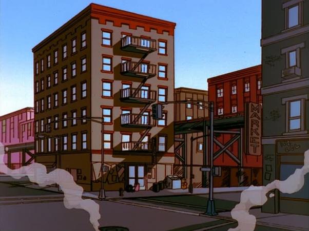 Rifkin's Apartment