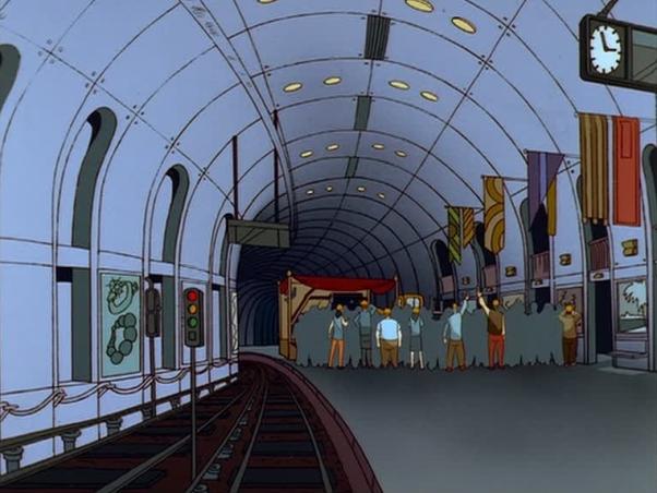 Crosstown Subway