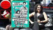Ghostbusters Fan Fest Violet Ramis Stiel Panel (Last One)