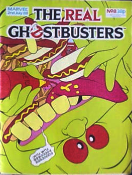 Marvel Comics Ltd- The Real Ghostbusters 008