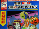 Marvel Comics Ltd- The Real Ghostbusters Monthly 1