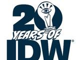 IDW Publishing Comics- Ghostbusters серия комиксов
