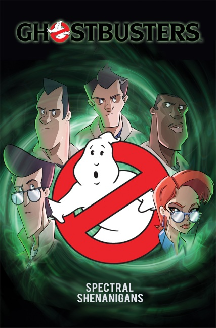 IDW Publishing Comics- Ghostbusters: Spectral Shenanigans Volume 1