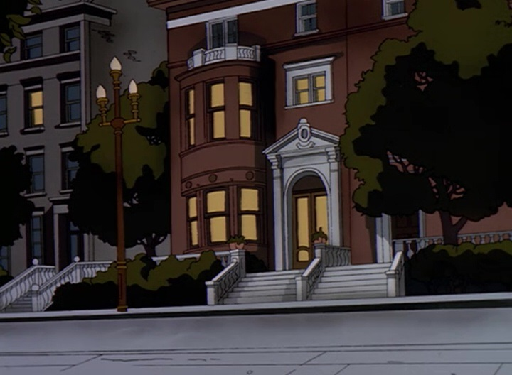 Rykhart's Residence
