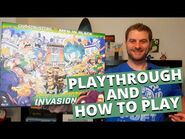 Ghostbusters X Men In Black Ecto-Terrestrial Invasion How To Play And Playthrough