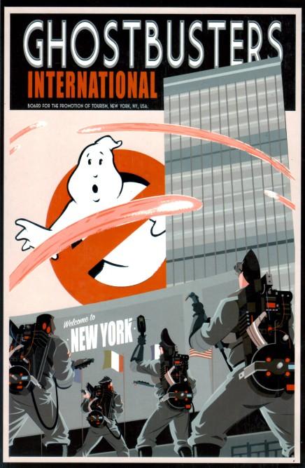 IDW Publishing Comics- Ghostbusters International TPB