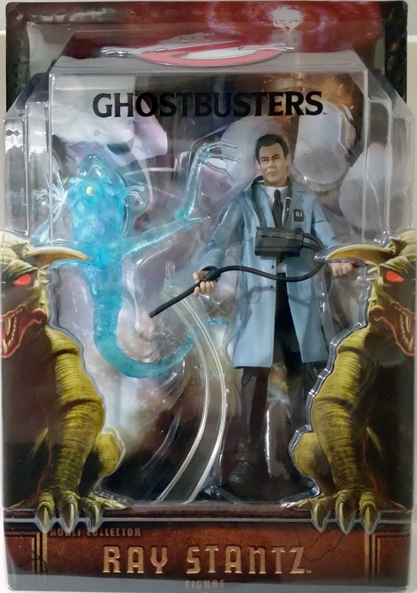 "Matty Collector: 6″ Ray Stantz ""Ready To Believe You"" with Subway Ghost"