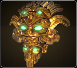 Ritual Mask of Bad Advice