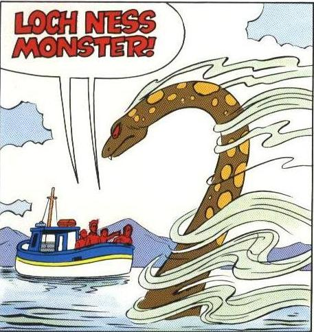 Loch Ness Monster (Marvel UK)